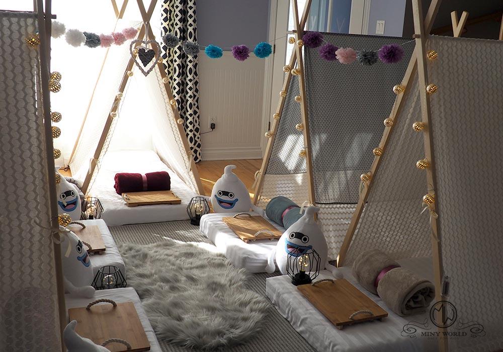 Magic Dreams Tent Party