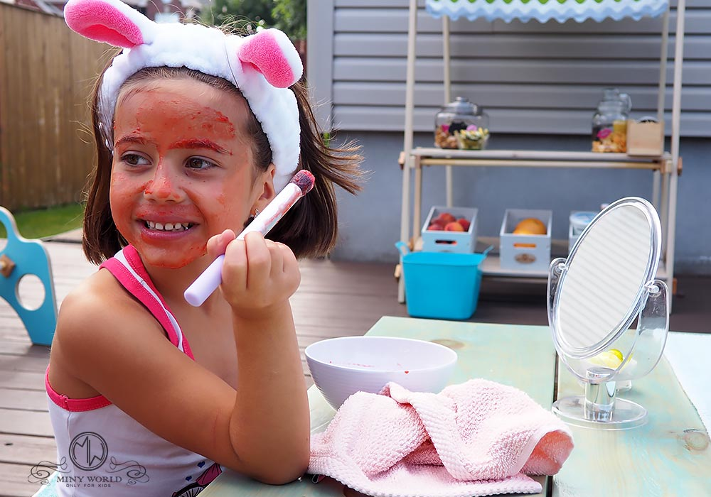 Spa party for little girls 26