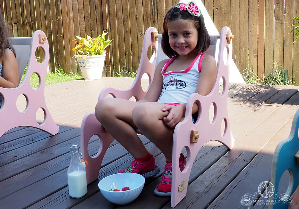 Spa party for little girls 7