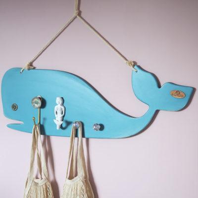 Shop whale hanger
