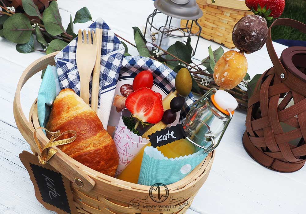 Outdoor Picnic Party for kids