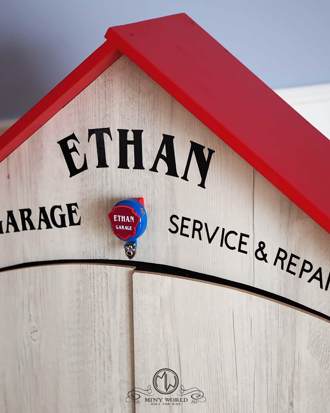 Ethan-Garage-play-house-1