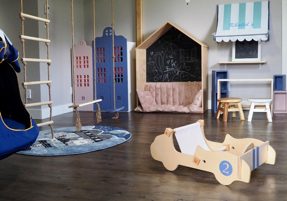 Noah's Playroom – interior design ideas